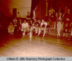 Fats versus Thins Basketball game, Williston, N.D.