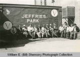 Jeffries Park, later renamed Old Timers' Park, Williston, N.D.