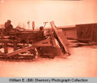 Kalil Store razed, Williston, N.D.