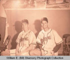 Williston Oilers baseball players, N.D.