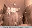 North Dakota National Guard or Civil Air Patrol men, Williston, N.D.