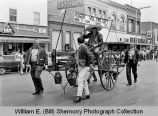 Parade, Rugby Volunteer Fire Department, Williston, N.D.