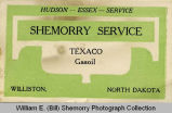 Shemorry Motor Co. business card