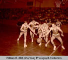 Williston Coyotes versus St. Mary's Saints, Williston, N.D.