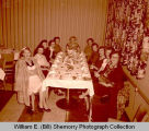 Women's Christmas party, Williston, N.D.