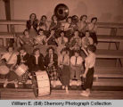 Williston High School Pep Band, N.D.
