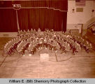 Williston High School band, N.D.