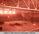 Williston High School field house construction, N.D.