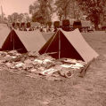 164th Signal Photo Company military camp in Tennessee
