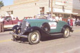 Alexander Old Settler's parade 1988, re-elect Ron Anderson, N.D.