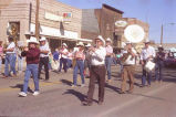Alexander Old Settler's parade 1988, Epping Buffalo Trails band, N.D.