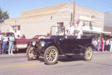 Alexander Old Settler's parade 1988, Governor Arthur and Grace Link, N.D.