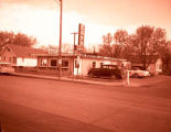 Bungalow Drive in Cafe, Williston, N.D.