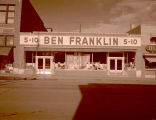 Ben Franklin, Williston, N.D.