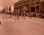 Band Day parade 1957, Veterans of Foreign Wars of the United States, N.D.