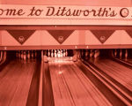 Ditsworth Bowling Alley, Williston, N.D.