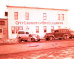 City Laundry and Dry Cleaners, Williston, N.D.