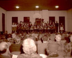 Epping High School band performance, N.D.