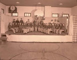 Epping High School band, Epping, N.D.