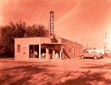 Model Drive In Cleaners exterior Williston, N.D.