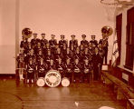 Epping School band, N.D.