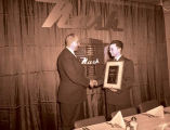 Hagen Brothers Company receives award from Nash Motor, Williston, N.D.