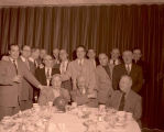 Knights of the Round Table Club at Plainsman Hotel, Williston, N.D.