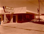 Leo Erickson's Drive-In Liquor Store, Williston, N.D.