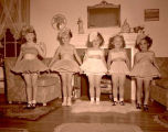 Mrs. Ray Bell's dancing school for children, Williston, N.D.