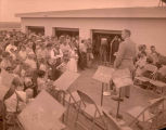 KUMV-TV dedication, Williston, N.D.