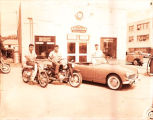Owens Motors, new Hondas and sports cars, Williston, N.D.