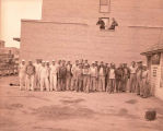 Plainsman Hotel employees, Williston, N.D.