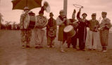 Williston Elks Clown Band, Williston, N.D.