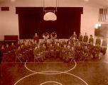 Trenton High School band, N.D.