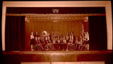 Tioga High School band, Tioga, N.D.
