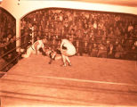 State Line Night Club wrestling match, Bainville, Mont.