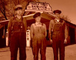 Triple Three Service Station employees, Williston, N.D.