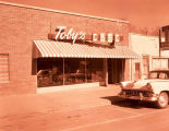 Toby's Cafe, Williston, N.D.