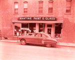 Vantine Paint & Glass in Great Northern Hotel Building, Williston, N.D.