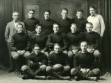 Williston Coyotes 1926 football team portrait