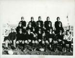 Williston Coyotes 1927 football team portrait