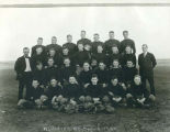 Williston Coyotes 1920 football team portrait
