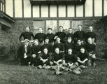 Williston Coyotes 1924 football team portrait
