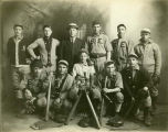 Sleepy Eye, Minnesota, baseball team portrait