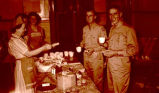 World War II servicemen's canteen
