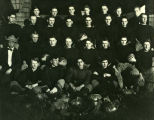 Williston Coyotes 1922 football team portrait