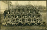 Joseph Cutting, assistant coach of University of Washington football team