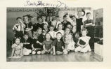 Jack Shemorry class photograph, Williston, N.D.