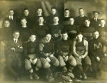 Williston Coyotes 1919 football team portrait
