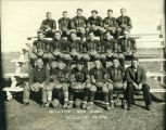Williston Coyotes 1929 football team portrait